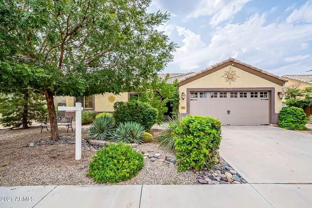 965 W Inca Drive, Coolidge, AZ 85128 (MLS #6282394) :: Midland Real Estate Alliance