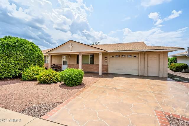 10515 W Camden Avenue, Sun City, AZ 85351 (MLS #6282414) :: Elite Home Advisors