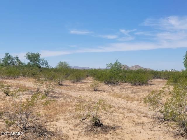 00 S Herrera Road, Maricopa, AZ 85139 (MLS #6282419) :: Zolin Group