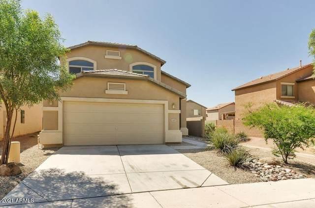 41603 W Warren Lane, Maricopa, AZ 85138 (MLS #6282425) :: Yost Realty Group at RE/MAX Casa Grande