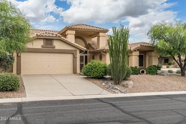 5711 S Juniper Hills Drive, Gold Canyon, AZ 85118 (MLS #6282442) :: Executive Realty Advisors