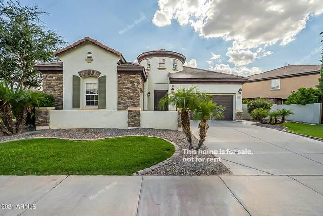 855 E Mead Drive, Chandler, AZ 85249 (MLS #6282498) :: Executive Realty Advisors