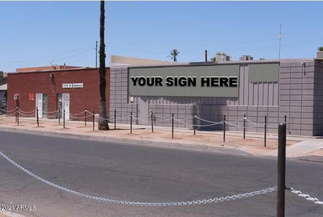 1002 W Madison Street, Phoenix, AZ 85007 (MLS #6282508) :: Yost Realty Group at RE/MAX Casa Grande