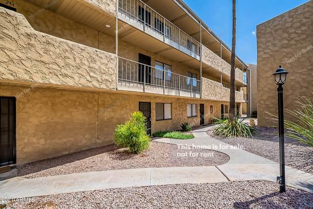 4950 N Miller Road #346, Scottsdale, AZ 85251 (MLS #6282511) :: The Ellens Team