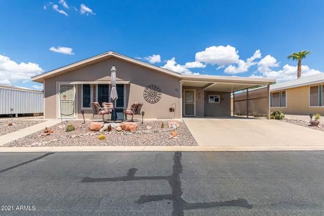 2400 E Baseline Avenue #53, Apache Junction, AZ 85119 (MLS #6282519) :: Zolin Group