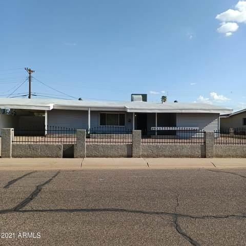 6011 W Fairmount Avenue W, Phoenix, AZ 85033 (MLS #6282523) :: Elite Home Advisors