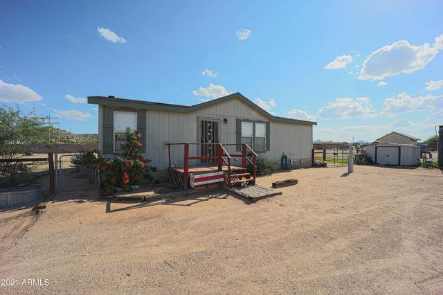 18709 W Rustler Road, Buckeye, AZ 85326 (MLS #6282536) :: The Ellens Team