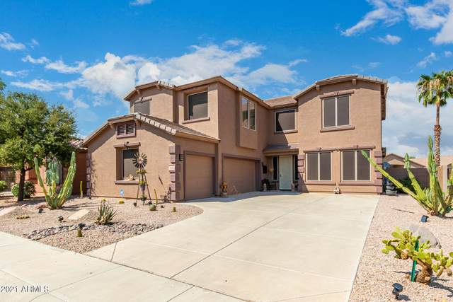 43438 W Sansom Drive, Maricopa, AZ 85138 (MLS #6282546) :: Elite Home Advisors
