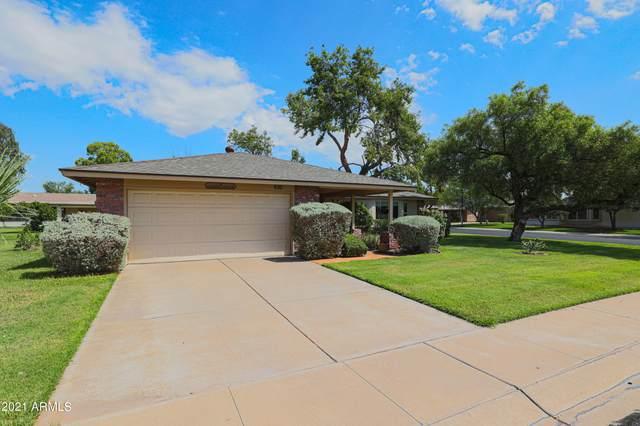 630 Leisure World, Mesa, AZ 85206 (MLS #6282580) :: The Ellens Team