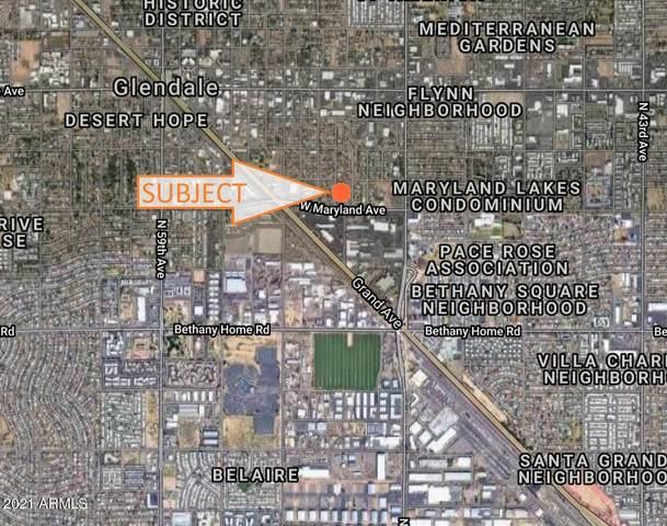 6529 N 53RD Drive, Glendale, AZ 85301 (MLS #6282645) :: Hurtado Homes Group