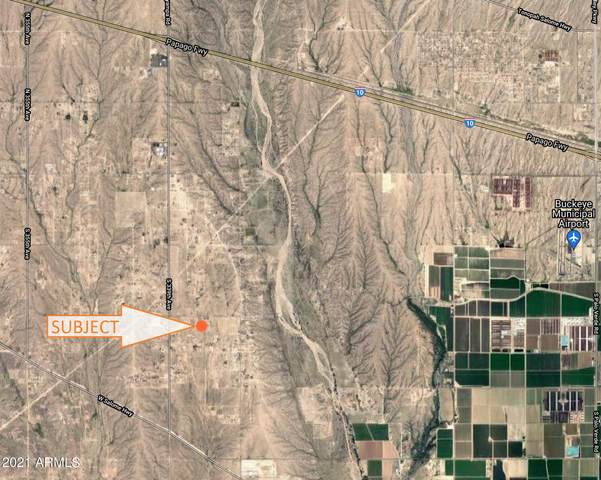 33503 W Broadway Road, Tonopah, AZ 85354 (MLS #6282656) :: Executive Realty Advisors