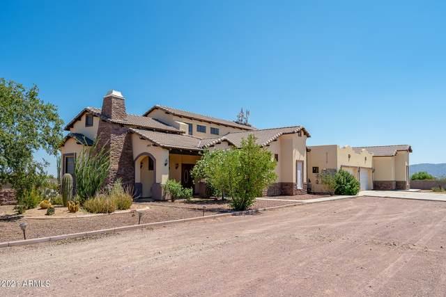 22611 W Patton Road, Wittmann, AZ 85361 (MLS #6282733) :: Zolin Group