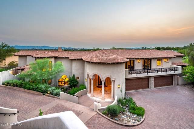 6050 N Paradise View Drive, Paradise Valley, AZ 85253 (MLS #6282734) :: Arizona Home Group