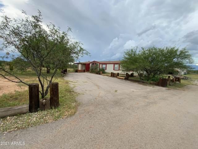 5020 S Calle Alamo, Sierra Vista, AZ 85650 (MLS #6282766) :: Executive Realty Advisors