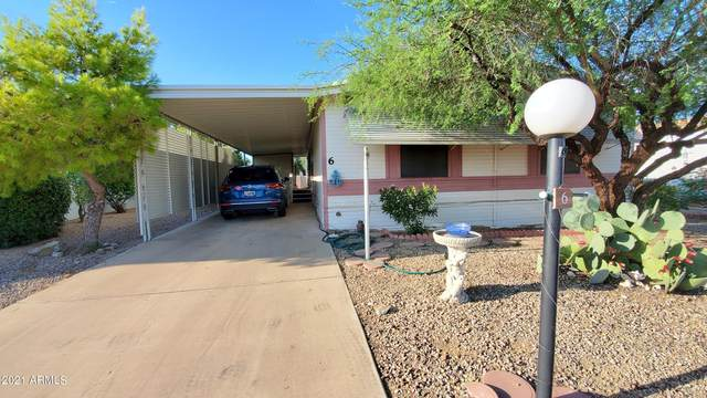 2233 E Behrend Drive #6, Phoenix, AZ 85024 (MLS #6282783) :: Jonny West Real Estate