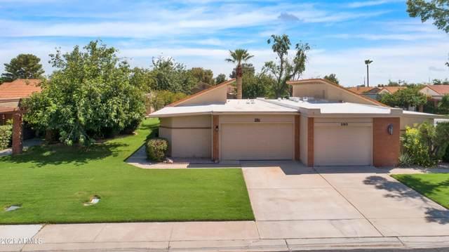 291 Leisure World, Mesa, AZ 85206 (MLS #6282824) :: Executive Realty Advisors