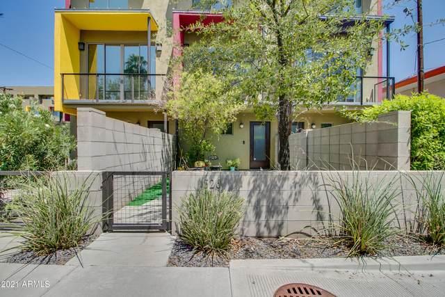 526 E Latham Street, Phoenix, AZ 85004 (MLS #6282872) :: Executive Realty Advisors