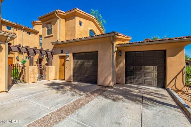 16410 S 12th Street #101, Phoenix, AZ 85048 (MLS #6282882) :: Executive Realty Advisors