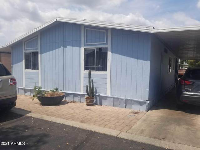19602 N 32nd St Lane #17, Phoenix, AZ 85050 (MLS #6282934) :: Yost Realty Group at RE/MAX Casa Grande