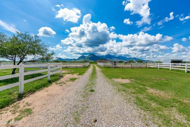 10831 S Kings Ranch Road, Hereford, AZ 85615 (MLS #6282976) :: Executive Realty Advisors
