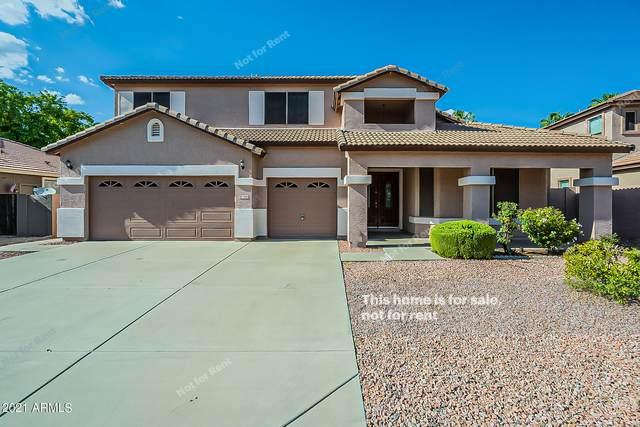 1708 E Iris Drive, Chandler, AZ 85286 (MLS #6282998) :: The Daniel Montez Real Estate Group