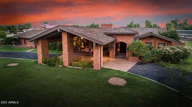 1821 E Elliot Road, Gilbert, AZ 85234 (MLS #6283025) :: CANAM Realty Group