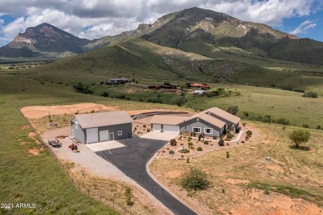 6303 E Montezuma Canyon Road, Hereford, AZ 85615 (MLS #6283079) :: Klaus Team Real Estate Solutions