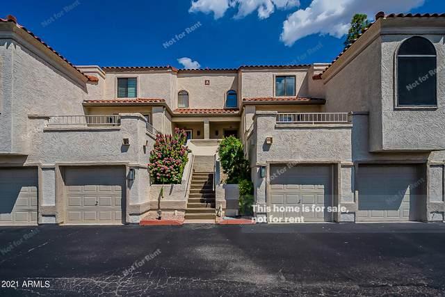 10080 E Mountainview Lake Drive A202, Scottsdale, AZ 85258 (MLS #6283114) :: Elite Home Advisors