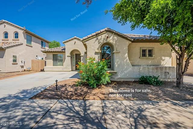 21038 E Tierra Grande, Queen Creek, AZ 85142 (MLS #6283121) :: The Riddle Group