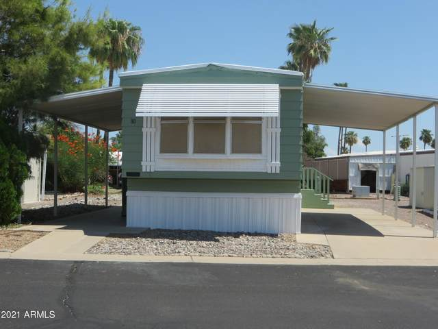 9501 E Broadway Road #80, Mesa, AZ 85208 (MLS #6283130) :: Jonny West Real Estate