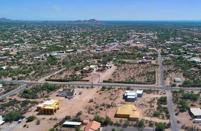 4306 E Superstition Boulevard, Apache Junction, AZ 85119 (MLS #6283146) :: Elite Home Advisors
