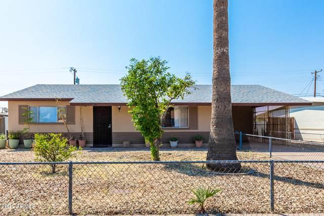 2219 E Birchwood Avenue, Mesa, AZ 85204 (MLS #6283186) :: Hurtado Homes Group