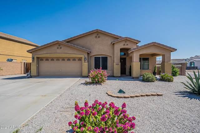 30654 W Verde Lane, Buckeye, AZ 85396 (MLS #6283187) :: Executive Realty Advisors