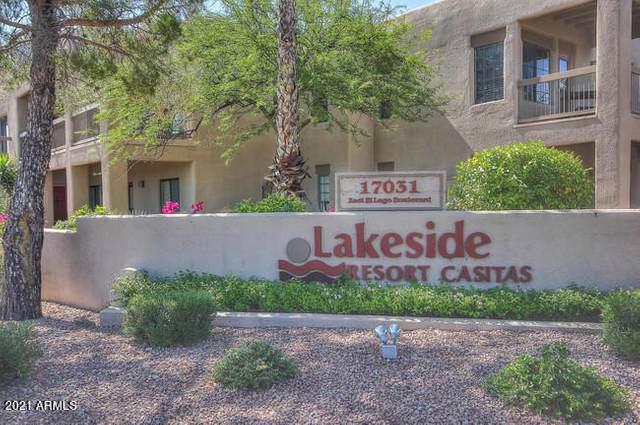 17031 E El Lago Boulevard #1131, Fountain Hills, AZ 85268 (MLS #6283235) :: My Home Group