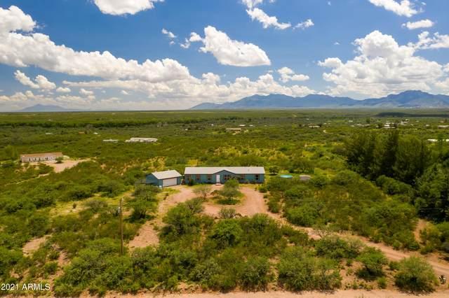 1412 E Adams Road, Huachuca City, AZ 85616 (MLS #6283245) :: Klaus Team Real Estate Solutions