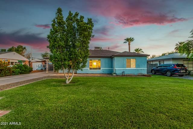 1241 E Edgemont Avenue, Phoenix, AZ 85006 (MLS #6283265) :: Arizona Home Group
