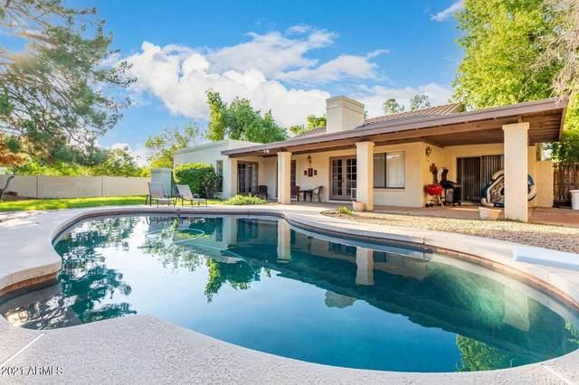 8701 E San Martin Drive, Scottsdale, AZ 85258 (MLS #6283280) :: Elite Home Advisors