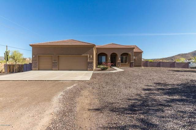 1112 E Arroyo Road, Phoenix, AZ 85086 (MLS #6283295) :: The Daniel Montez Real Estate Group