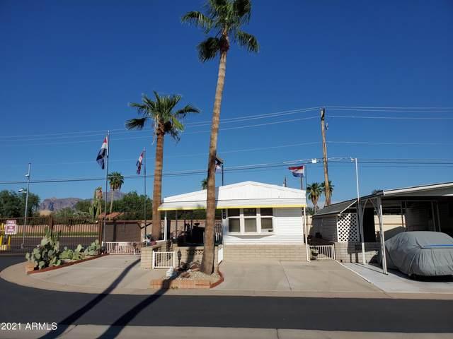 1000 S Idaho Road #1, Apache Junction, AZ 85119 (MLS #6283341) :: Klaus Team Real Estate Solutions