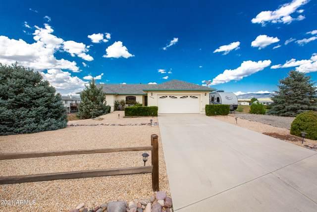 9924 E Texas Drive, Prescott Valley, AZ 86314 (MLS #6283377) :: The Dobbins Team