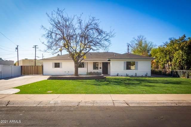 4110 N 16TH Drive, Phoenix, AZ 85015 (MLS #6283382) :: Yost Realty Group at RE/MAX Casa Grande
