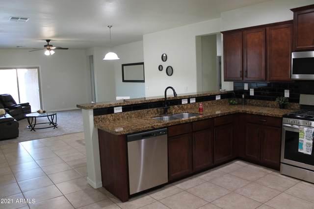 18799 N Ventana Lane, Maricopa, AZ 85138 (MLS #6283384) :: Elite Home Advisors