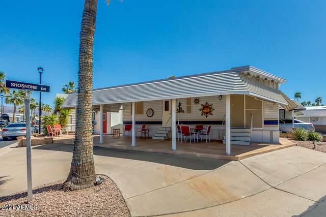 1000 S Idaho Rd, Apache Junction, AZ 85119 (MLS #6283403) :: West Desert Group   HomeSmart