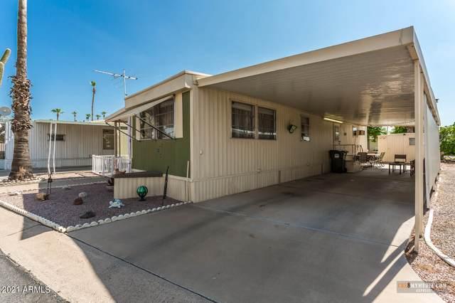 10540 E Apache Trail #63, Apache Junction, AZ 85120 (MLS #6283428) :: Elite Home Advisors
