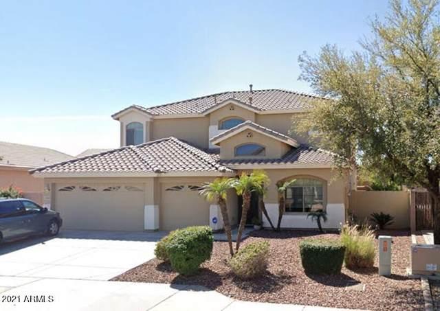 14813 W Roanoke Avenue, Goodyear, AZ 85395 (MLS #6283500) :: Elite Home Advisors