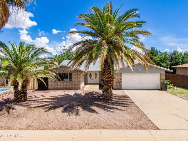 791 Palo Verde Drive, Sierra Vista, AZ 85635 (MLS #6283511) :: Elite Home Advisors