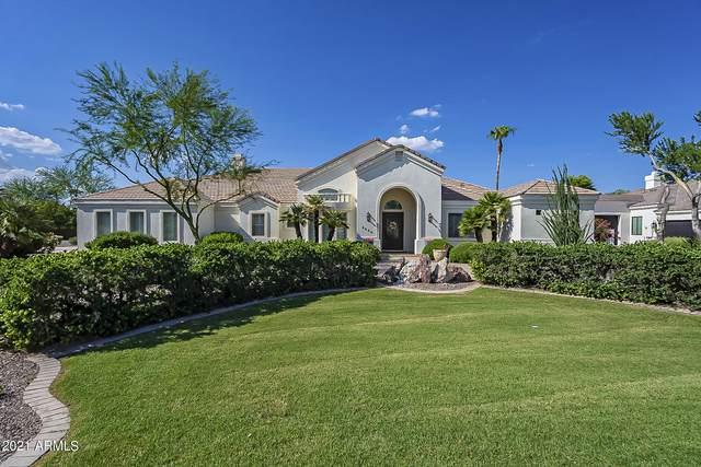 2650 E Capricorn Place, Chandler, AZ 85249 (MLS #6283535) :: Nate Martinez Team