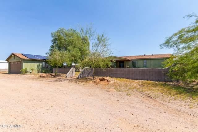 32427 N 222ND Avenue, Wittmann, AZ 85361 (MLS #6283538) :: Zolin Group