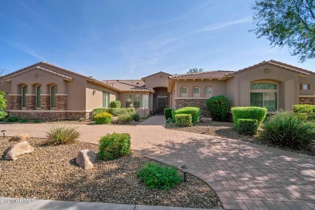 10895 E Onyx Court, Scottsdale, AZ 85259 (MLS #6283554) :: Elite Home Advisors