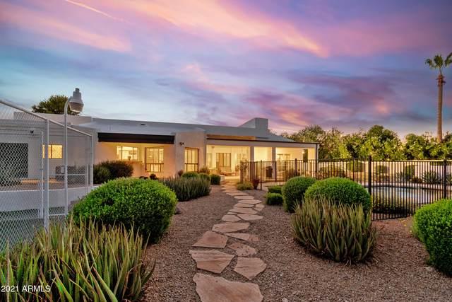 9917 N 52ND Street, Paradise Valley, AZ 85253 (MLS #6283556) :: Jonny West Real Estate